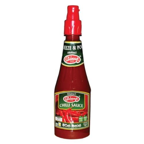 EDINBOROUGH CHILLI SAUCE 230G - SmartGrocery-LK