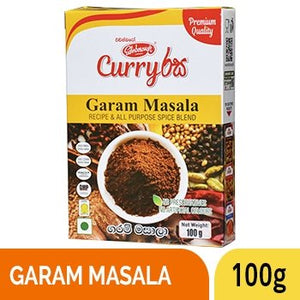 EDINBOROUGH CURRY RASA GARAM MASALA 100G - SmartGrocery-LK