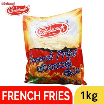 EDINBOROUGH FRENCH FRIES 1 KG - SmartGrocery-LK