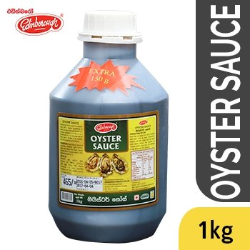 EDINBOROUGH OYSTER SAUCE 1KG - SmartGrocery-LK