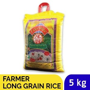 FARMER LONG GRAIN RICE 5 KG - SmartGrocery-LK