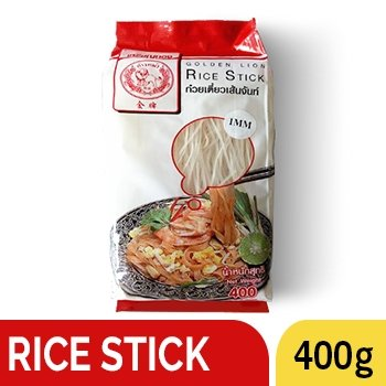 GOLDEN LION RICE STICK 3MM - SmartGrocery-LK