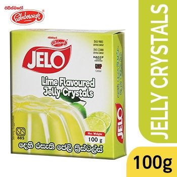 JELO LIME JELLY 100 G - SmartGrocery-LK
