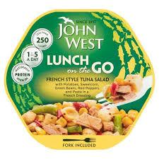 JOHN WEST LIGHT LUNCH STYLE TUNA SALAD 220G - SmartGrocery-LK