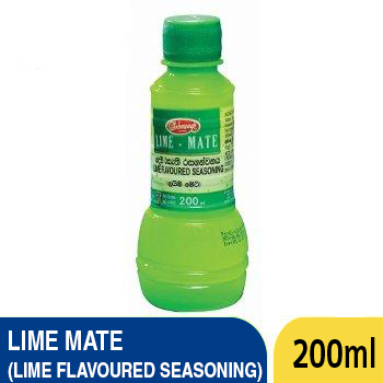 LIME MATE (LIME FLAVOURED SEASONING)