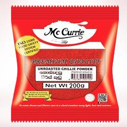 MC CURRIE UNROASTED CHILLIE POWDER 200G - SmartGrocery-LK