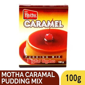 MOTHA CARAMAL PUDDING MIX 100G - SmartGrocery-LK