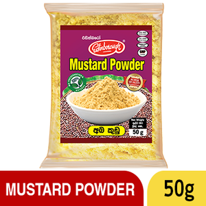 EDINBOROUGH MUSTARD POWDER 50G