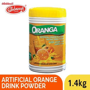 ORANGA ORANGE DRINKING POWDER 1.4 KG - SmartGrocery-LK
