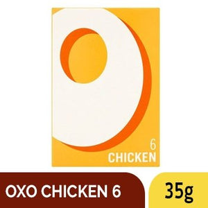 OXO CHICKEN 6 35G - SmartGrocery-LK