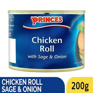 PRINCES CHICKEN ROLL W/SAGE&ONION 200G - SmartGrocery-LK