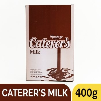 RITZBURY CATERER'S MILK CHOCOLATE 400G - SmartGrocery-LK