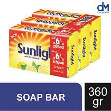 SUNLIGHT SOAP 3 IN 1 PACK - SmartGrocery-LK