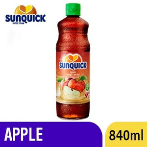 SUNQUICK APPLE 840ML - SmartGrocery-LK