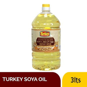 TURKEY SOYA OIL 3LT - SmartGrocery-LK