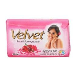 VELVET ROSE & POMEGRANATE SOAP 100G - SmartGrocery-LK