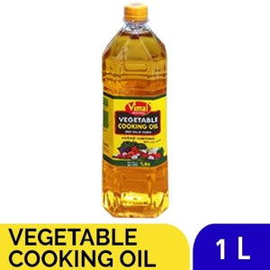 VIMAL VEGETABLE OIL 1L - SmartGrocery-LK