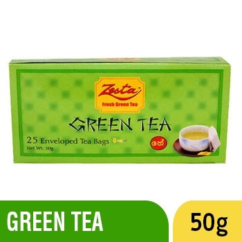 ZESTA GREEN TEA 50G - SmartGrocery-LK