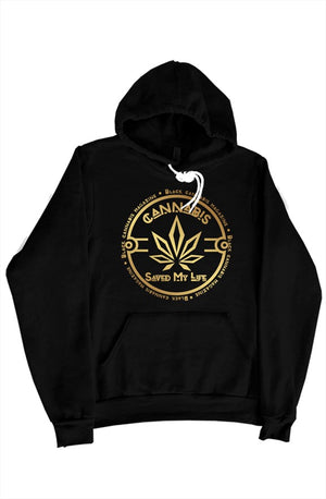 bella canvas pullover hoody