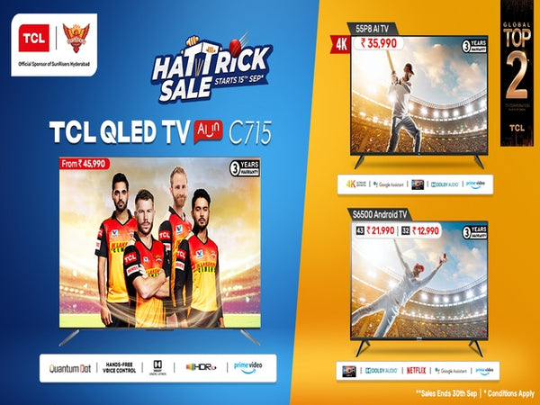 buy TCL TV online with great offer