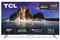 TCL  4K Ultra HD Smart Certified Android LED TV P715 (Sliver) (2020 )| Full Screen & Hands-Free Voice Control