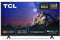 TCL 4K Ultra HD Certified Android Smart LED TV P615 (Black) (2020 ) |with Dolby Audio