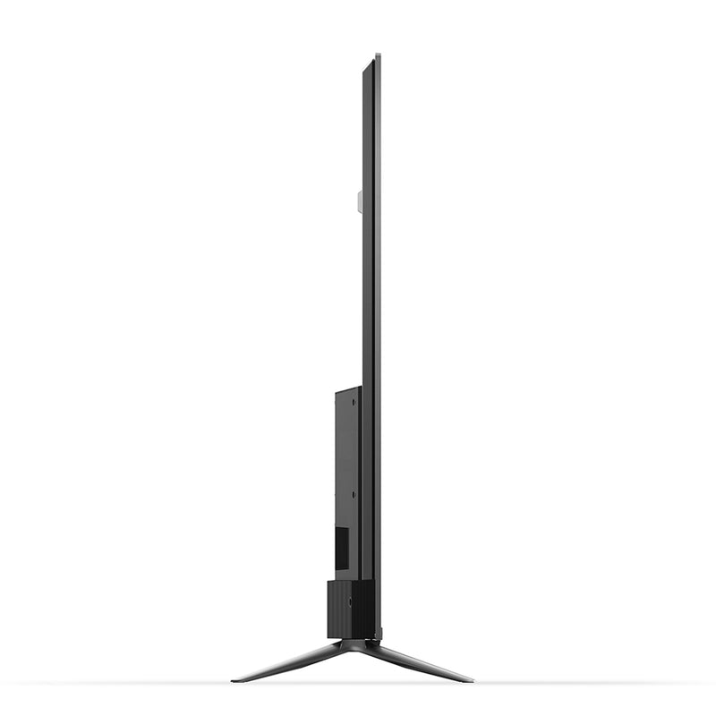 TCL 4k UHD 75p715 side  view