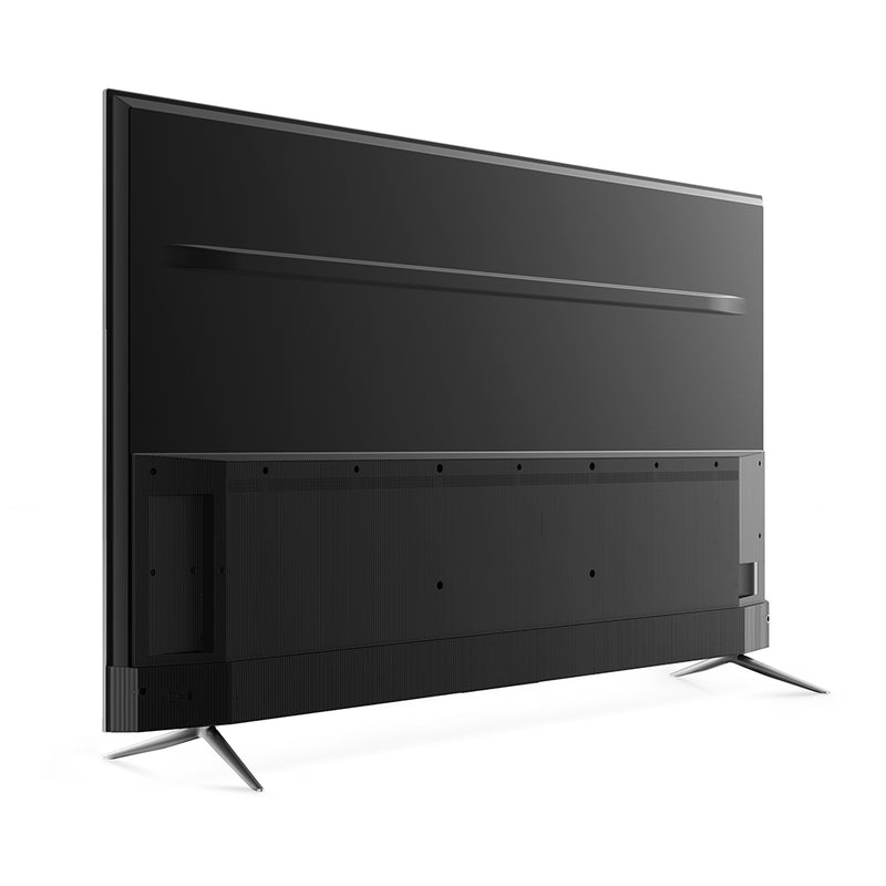 TCL 4k UHD 75p715 back  view