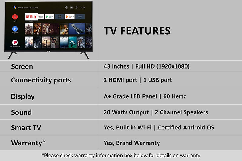 TCL 2K ANDROID S6500 SPECS