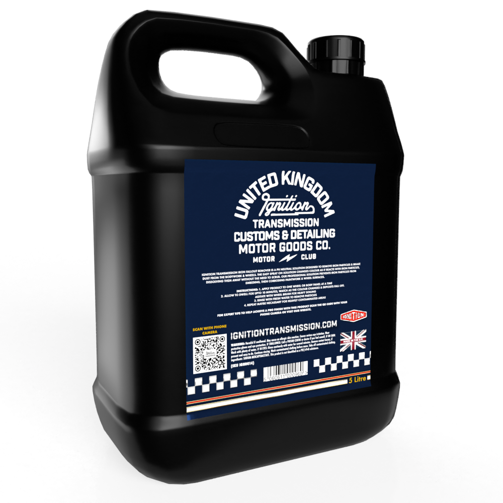 Iron Fallout Contaminant Remover (5Litre)