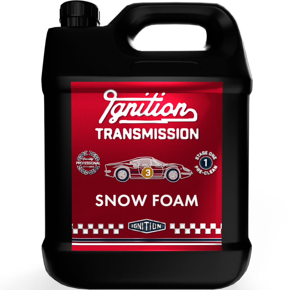 Snow Foam PH Neutral Car Shampoo (5Litre)