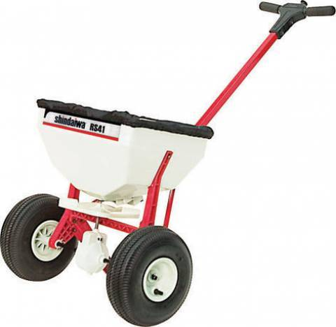 Shindaiwa - RS41 Fertilizer Spreader - Fertilizer Spreaders - Multi Power Imports