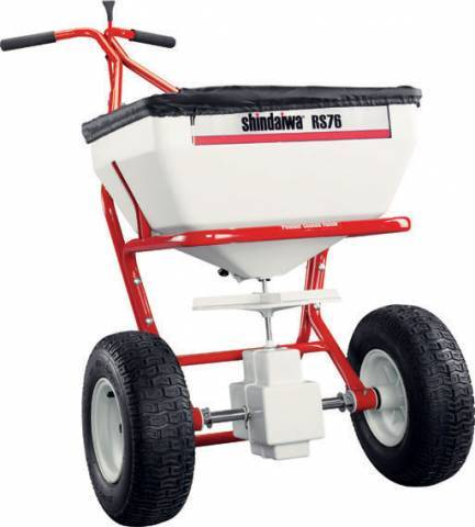 Shindaiwa - RS76 Fertilizer Spreader - Fertilizer Spreaders - Multi Power Imports