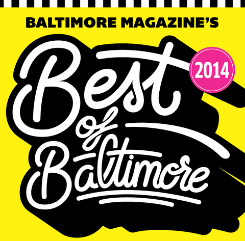 Baltimore Magazine's best of Baltimore