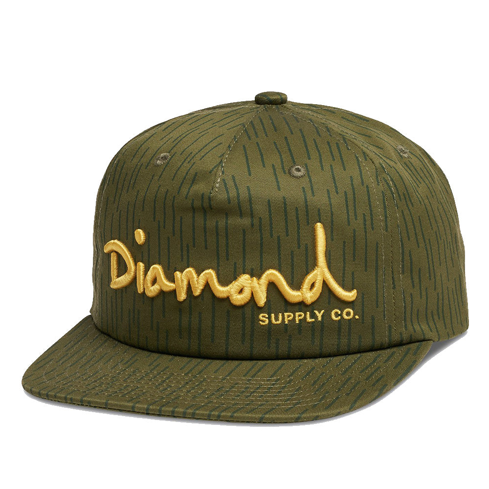 Diamond Supply Co. - OG Script Deconstructed - Camo - FRS