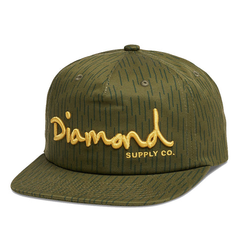 Diamond Supply Co. - OG Script Deconstructed - Camo