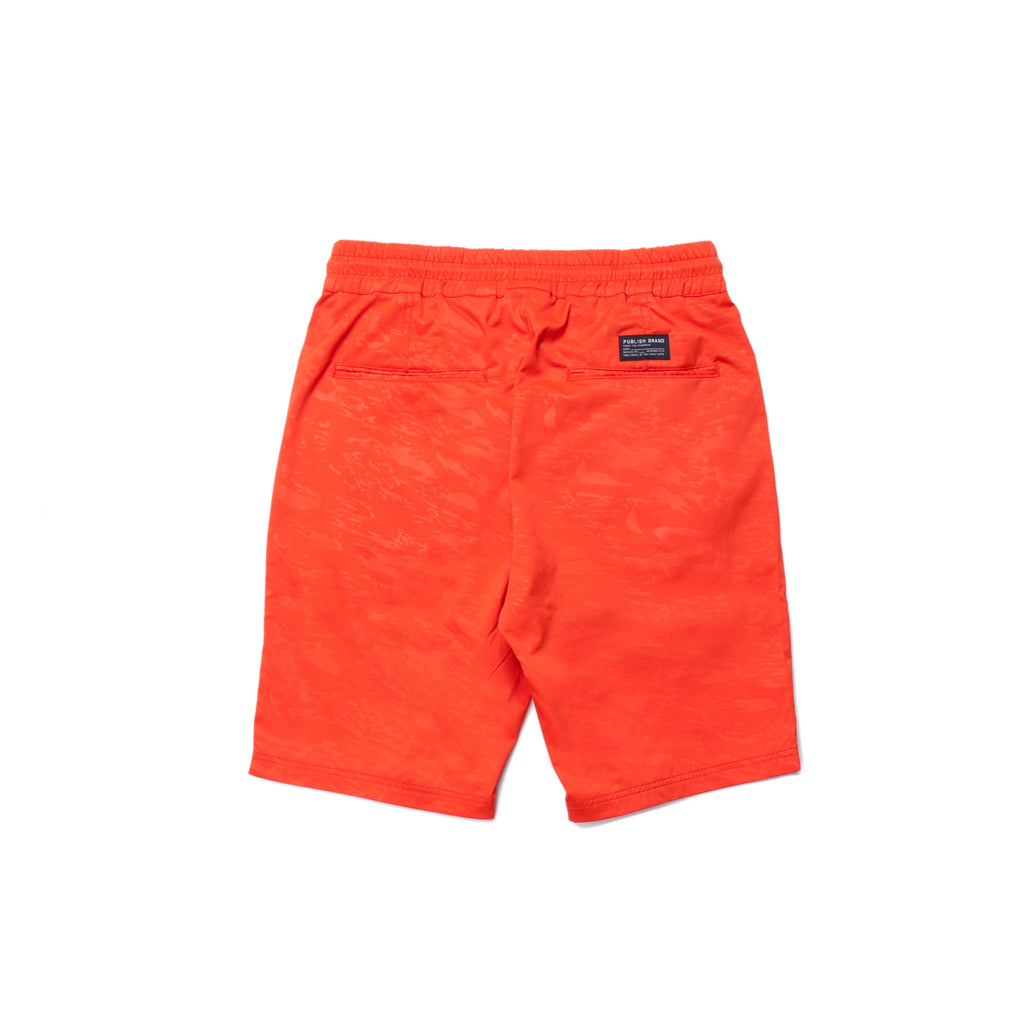 Publish - Ean Shorts - Orange - FRS