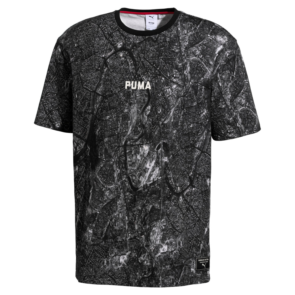 Puma x Outlaw Moscow - Tee - AOP - FRS