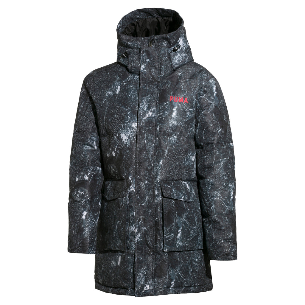 Puma x Outlaw Moscow - Down Filled Jacket - AOP - FRS