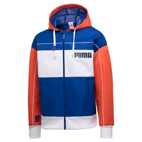 PUMA X ADER - Zip-Up Hooded Unisex Windbreaker ADER ERROR - Surf The Web