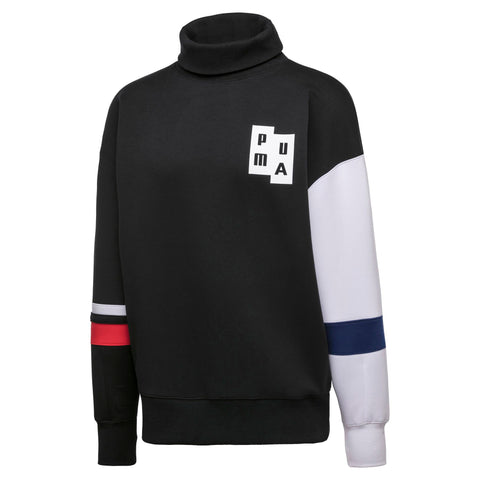 Puma x Ader Error - Turtleneck - Puma Black