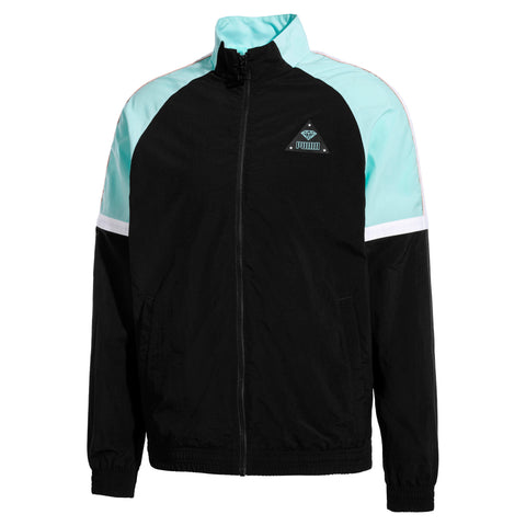 Puma x Diamond Supply - XTG Track Top - Black