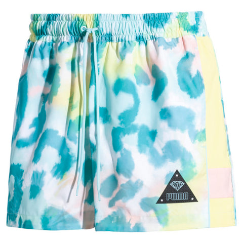 Puma x Diamond Supply - Shorts - White