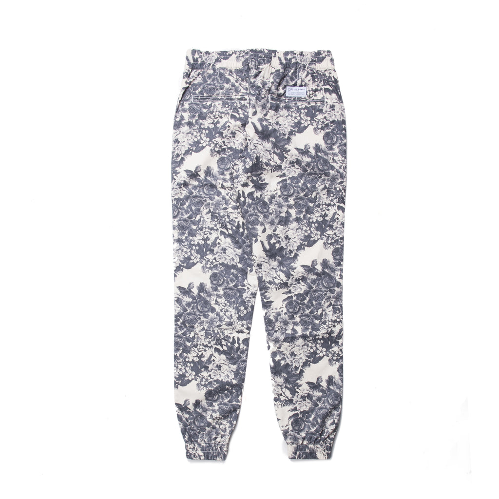 Publish - Floral Sprinter Jogger - Blue - FRS