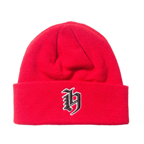 The Hundreds - Days Beanie - Red