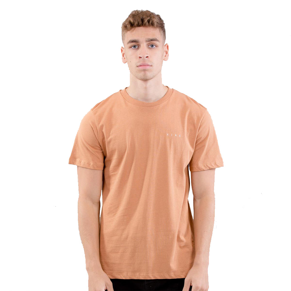 King Apparel - Brampton Tee - Almond - FRS