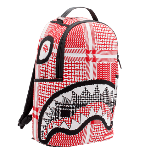 Sprayground - Arabia Shark Backpack - Red