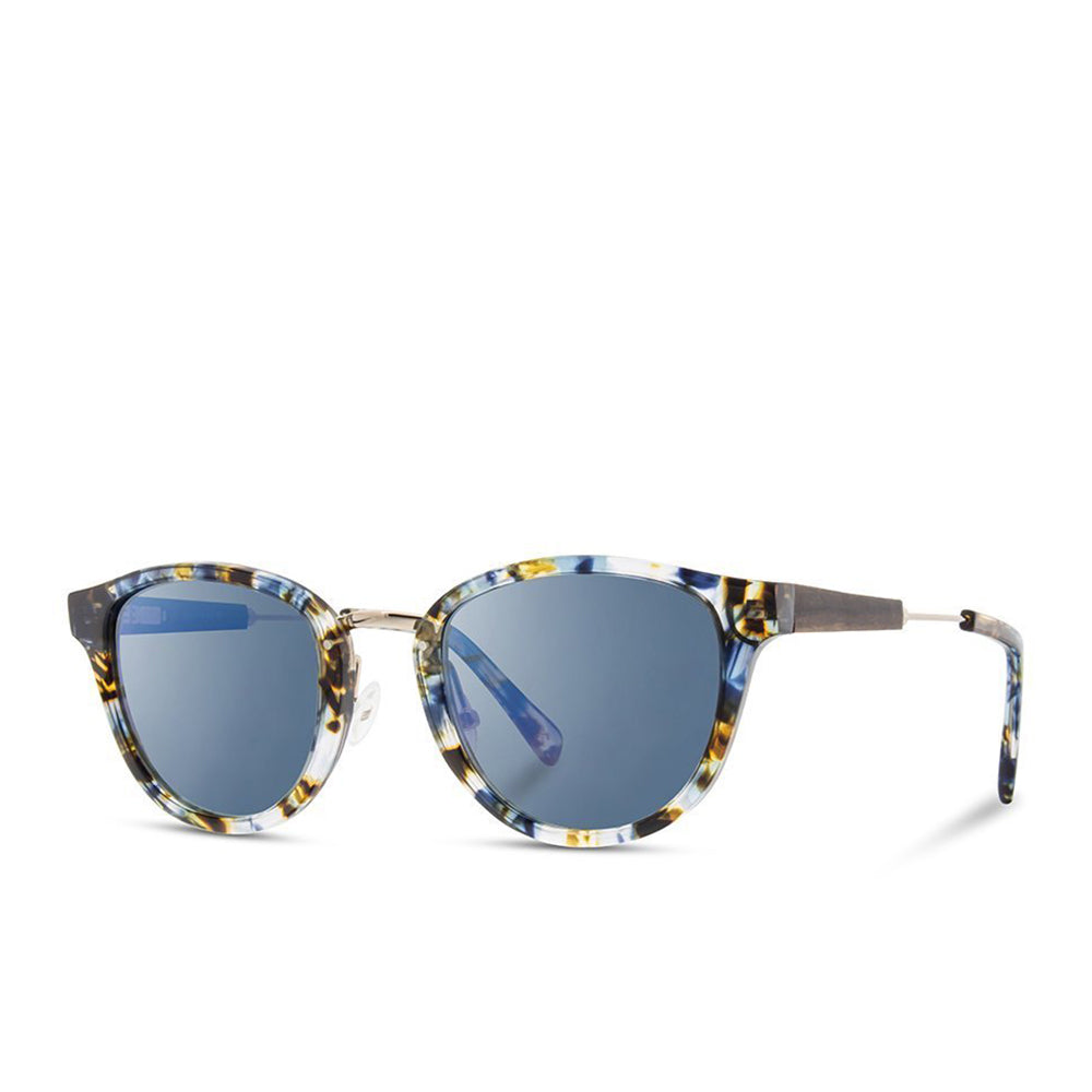 Shwood - Ainsworth - Blue Nebula & Gold Polarized - FRS