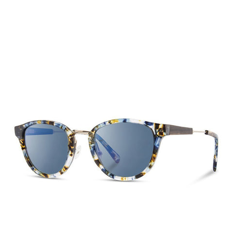 Shwood - Ainsworth - Blue Nebula & Gold Polarized