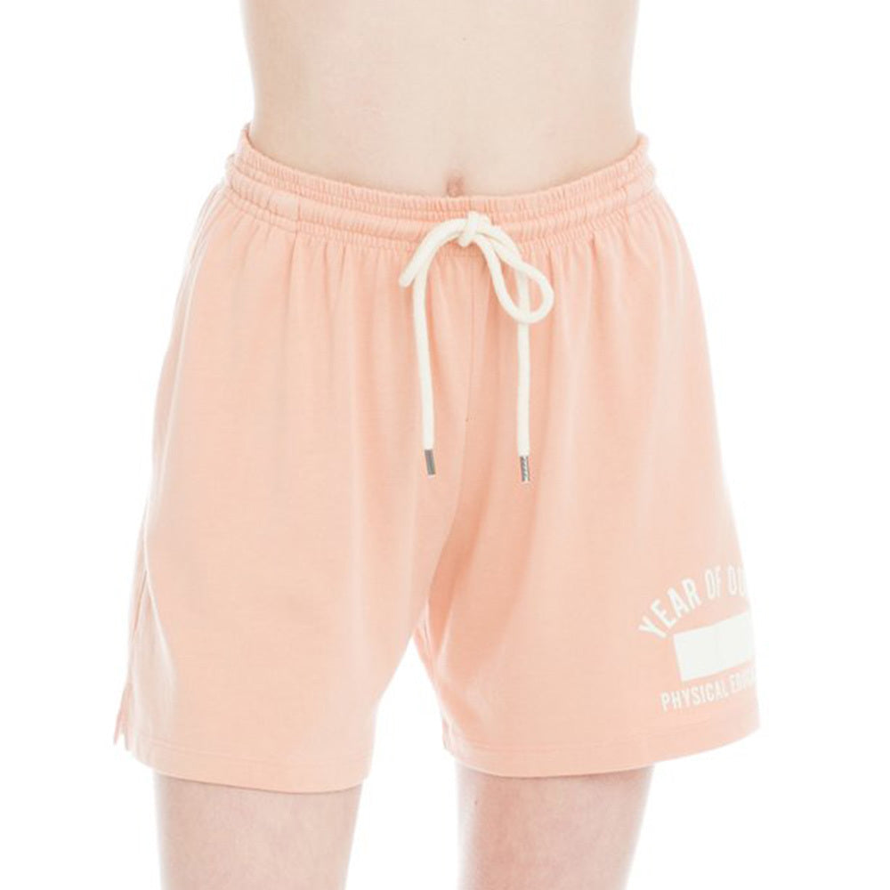 Year of Ours - PE Short - Pink